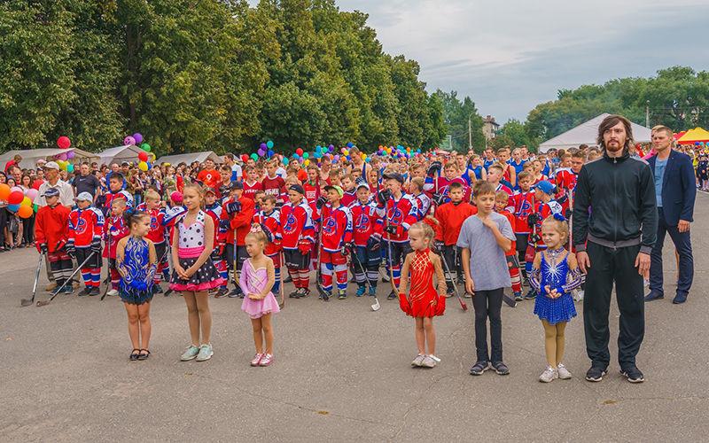 Спортсмены Кузнецка