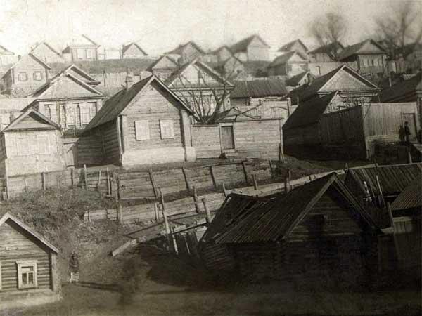 Кузнецк Нарышкино первые поселенцы