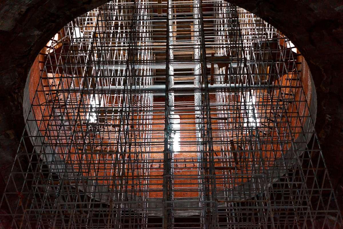 Строительство собора