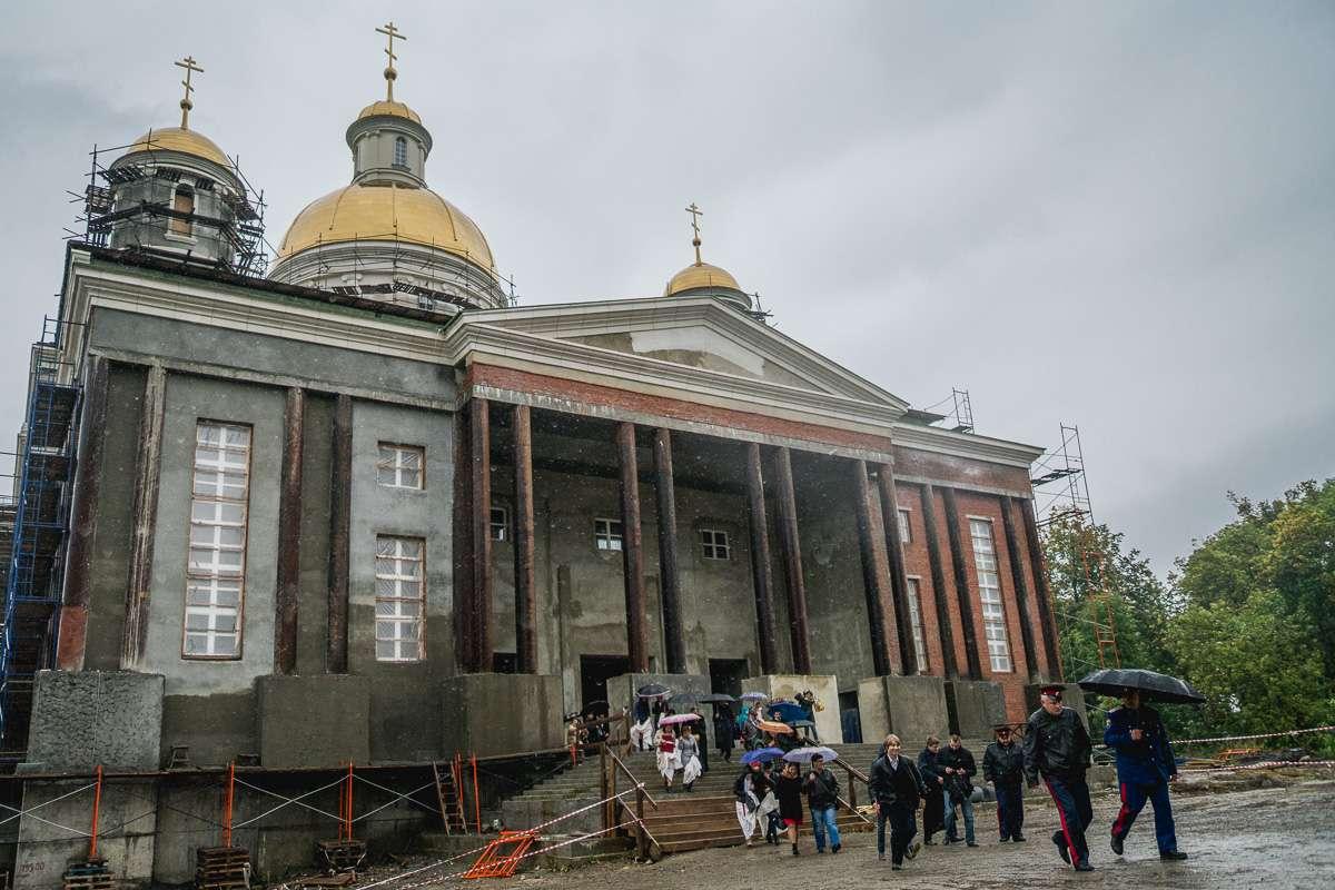 Спасский кафедральный собор Пенза