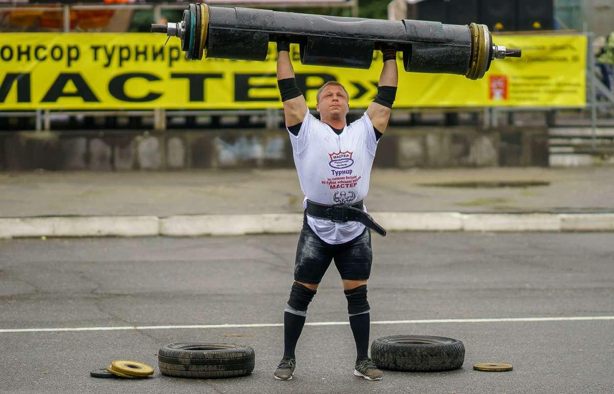 Силовой экстрим в Кузнецке