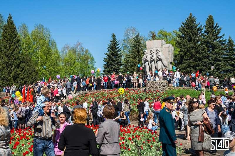 Кузнецк День Победы