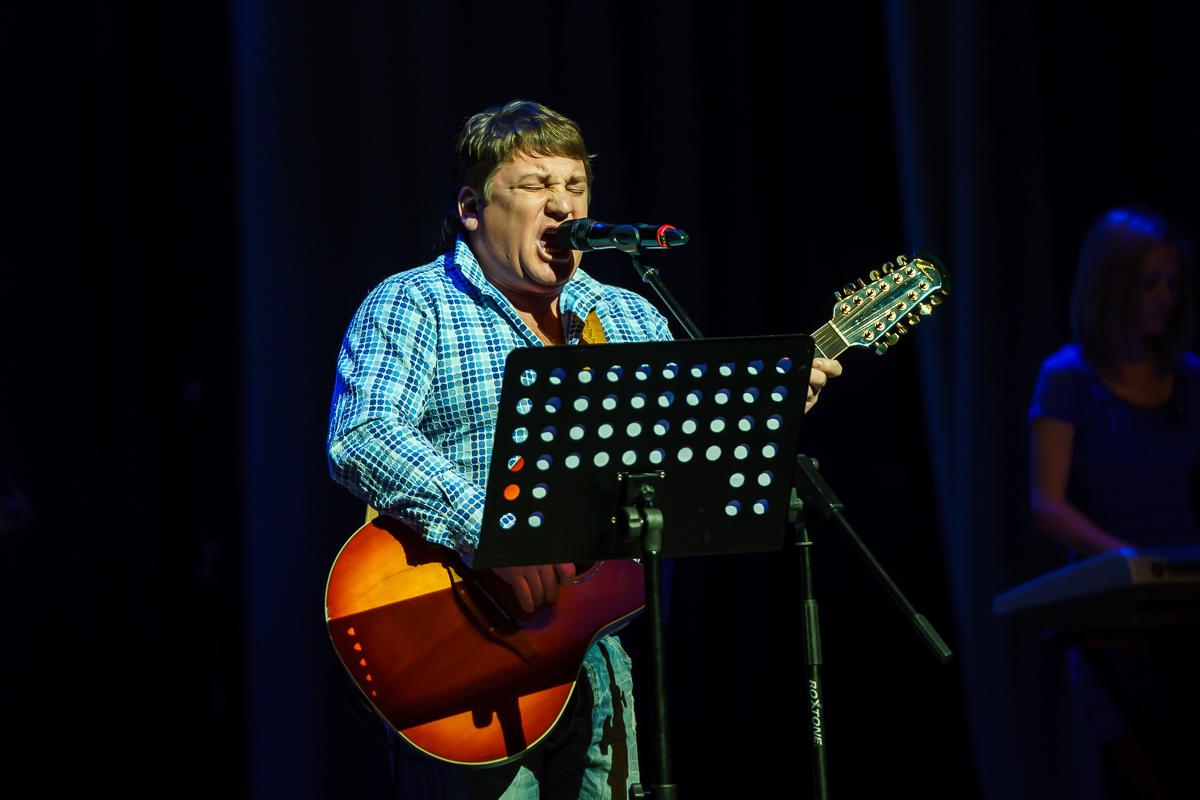 5 Кавер-Фестиваль в Пензе Памяти В.С. Высоцкого