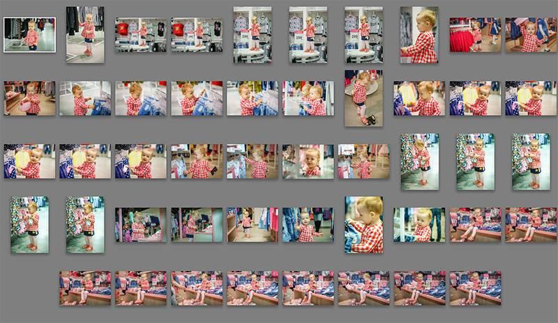 Детская фотосессия STYLE KIDS в Пензе