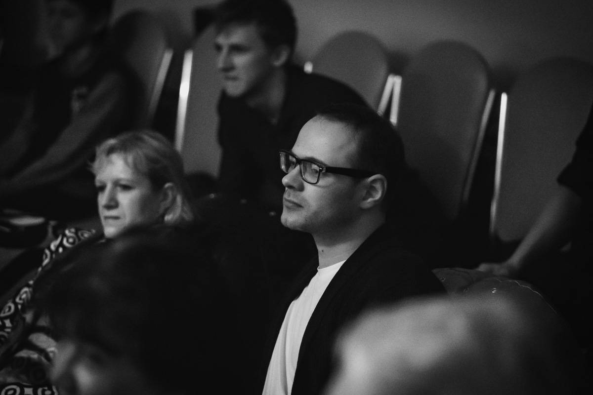 Концерт Максима Аншукова (гр. Ключевая)