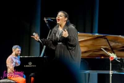 Мариам Мерабова Jazz May 2017