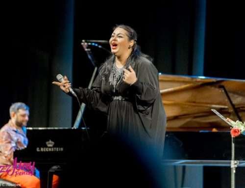 Мариам Мерабова на Jazz May-2017