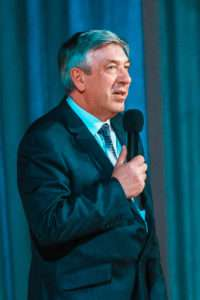 Глава города Кузнецка В.А. Назаров