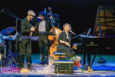 Дена Де Роуз на Jazz May 2017