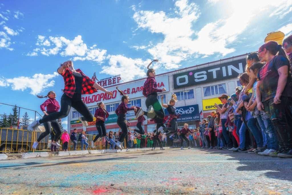 Dance City Дэнс Сити Кузнецк