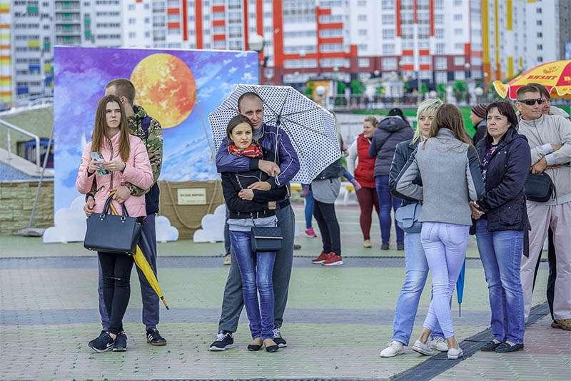 Всероссийский парад влюбленных Пенза