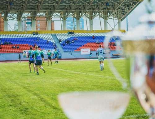 Финал Кубка России по регби-7 в Пензе 17-18 июня 2017