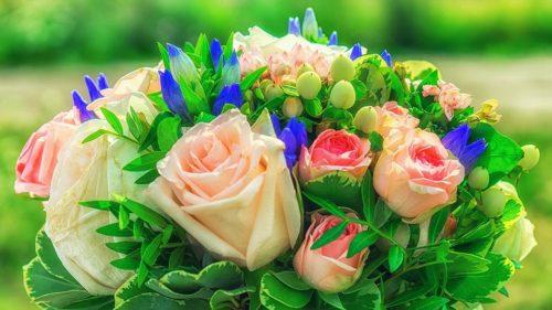 Цветы букет невесты