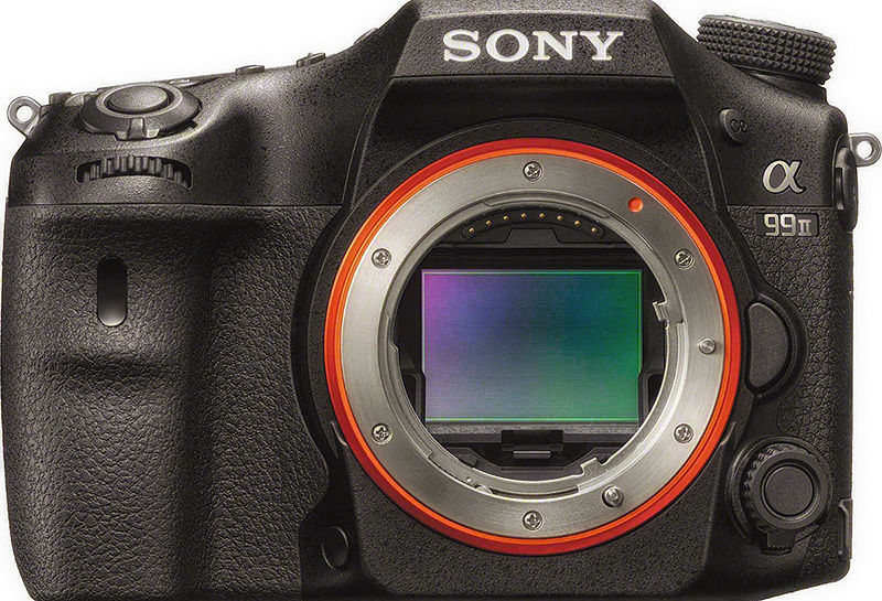 sony a99 mark ii без объектива