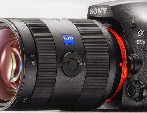 Фотокамера Sony Alpha 99 II — первое знакомство