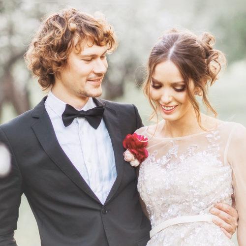 Свадебная фотосъемка (полный день)