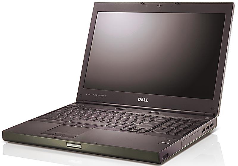 Ноутбук dell preicision m 4600