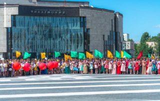 филармрния юбилейная площадь Пенза Выпускной Медалисты