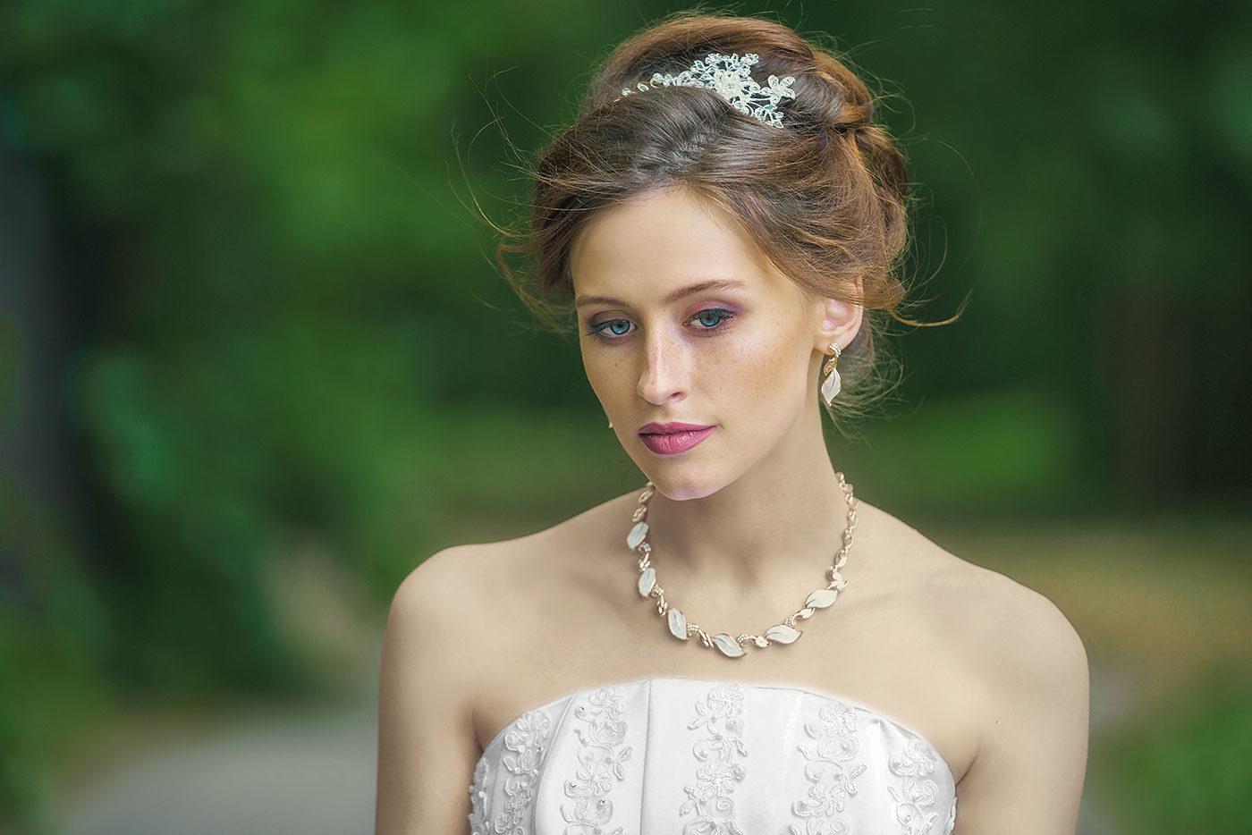 Свадебное фото невеста платье