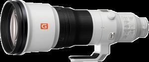 Объективы Sony FE 600 mm F4 GM OSS, G 200-600 мм F5.6-6.3